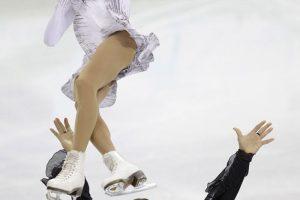 Estas son las peores caras que vas a ver haciendo patinaje artístico