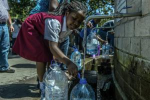 Una de las capitales del mundo está por quedarse sin agua potable