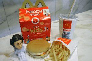 McDonald's propone cortar las calorías en uno de sus menúes más famosos