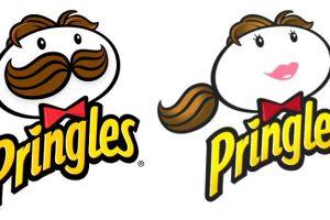 Convierten logos de empresas para concientizar sobre la igualdad de género 👩✊
