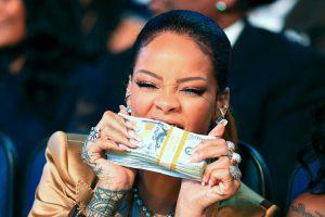 Así fue cómo Rihanna le hizo perder 800 millones de dólares a Snapchat 💸