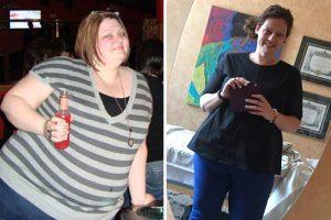 Con estos 3 consejos de su nutricionista logró bajar 68 kgs 😮